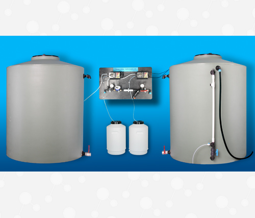 Silt buster water treatment system